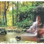 USA - cascata gialla -Ohio
